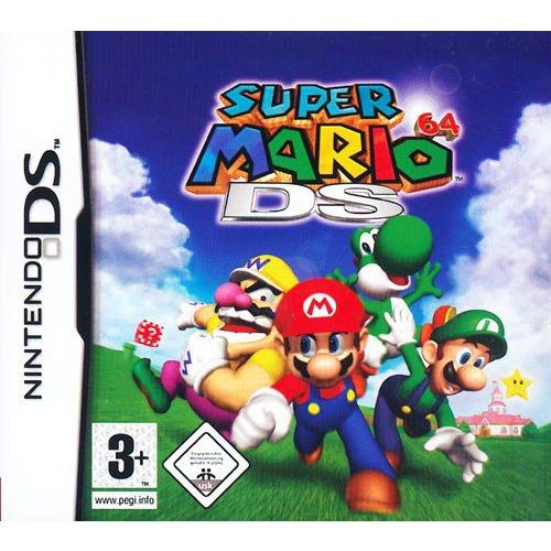 Jeux Nintendo DS Super Mario 64 DS Super Mario 64 DS (Nintendo DS)