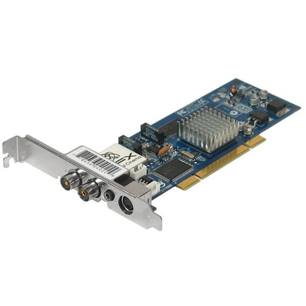 Carte TV XFX NVTV XFX NVTV - Carte PCI Tuner TV + FM (version bulk)
