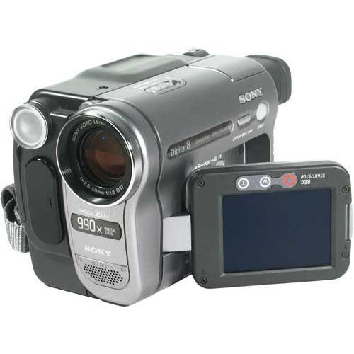 Caméscope numérique Sony DCR-TRV270 Sony DCR-TRV270