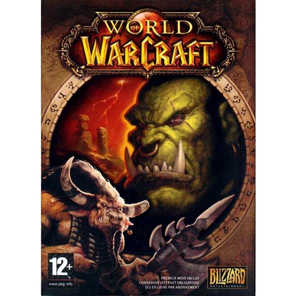 World of warcraft pc jeux pc blizzard entertainment sur - World of warcraft sur console ...