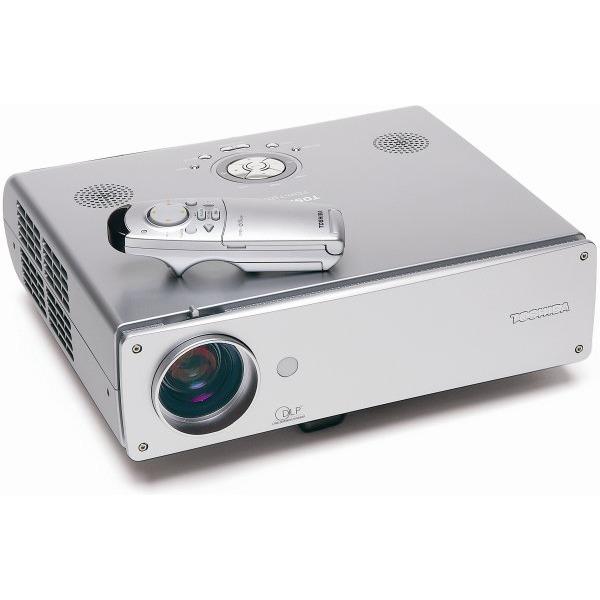 Vidéoprojecteur Toshiba TDP T98 Toshiba TDP T98 - 2500 Lumens XGA, DLP