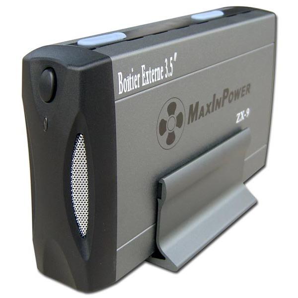 maxinpower bo tier externe pour disque dur 3 5 bo tier disque dur mip international sur. Black Bedroom Furniture Sets. Home Design Ideas