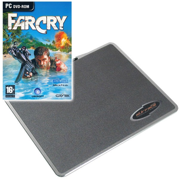 func surface 1030 special edition tapis souris far cry tapis de souris func industries sur. Black Bedroom Furniture Sets. Home Design Ideas