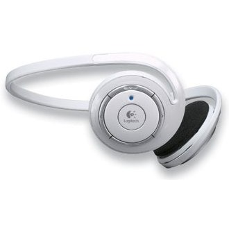 logitech wireless headphones for ipod casque logitech sur. Black Bedroom Furniture Sets. Home Design Ideas