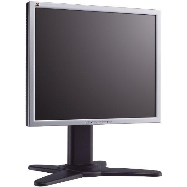 """Ecran PC ViewSonic VP930 ViewSonic 19"""" LCD - VP930 (coloris argent/noir) - 8 ms (garantie constructeur 3 ans sur site)"""
