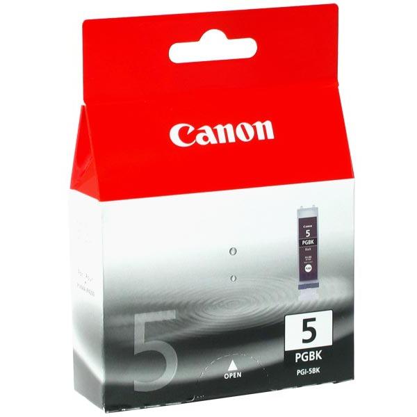 canon pgi 5bk cartouche imprimante canon sur. Black Bedroom Furniture Sets. Home Design Ideas