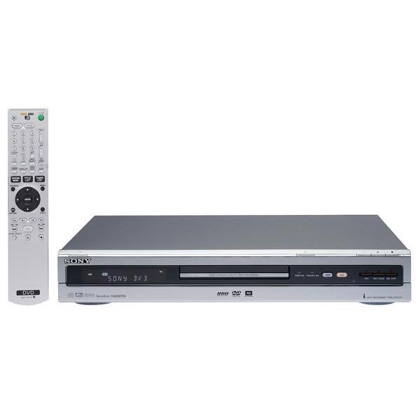 LDLC.com Sony RDR-HX1010S - Graveur DVD de salon avec disque dur intégré 400 Go Sony RDR-HX1010S - Graveur DVD de salon avec disque dur intégré 400 Go
