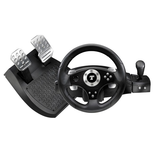 Volant PC Thrustmaster Rallye GT Pro Force Feedback Thrustmaster Rallye GT Pro Force Feedback (PC)