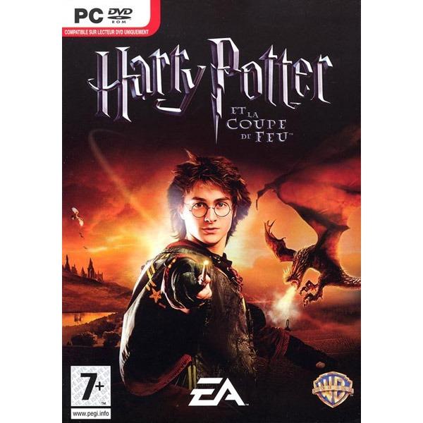Harry potter et la coupe de feu jeux pc electronic arts - Jeux de harry potter et la coupe de feu ...
