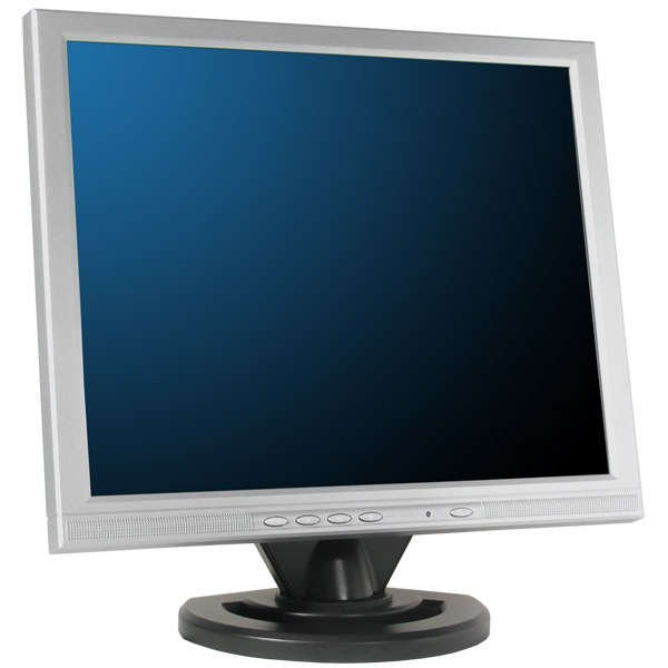 Ecran 17 lcd dalle tactile ecran pc g n rique sur for Moniteur pc dalle ips