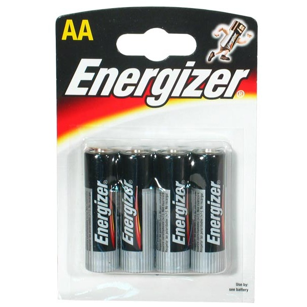 energizer 4 piles aa lr6 pile chargeur energizer sur. Black Bedroom Furniture Sets. Home Design Ideas