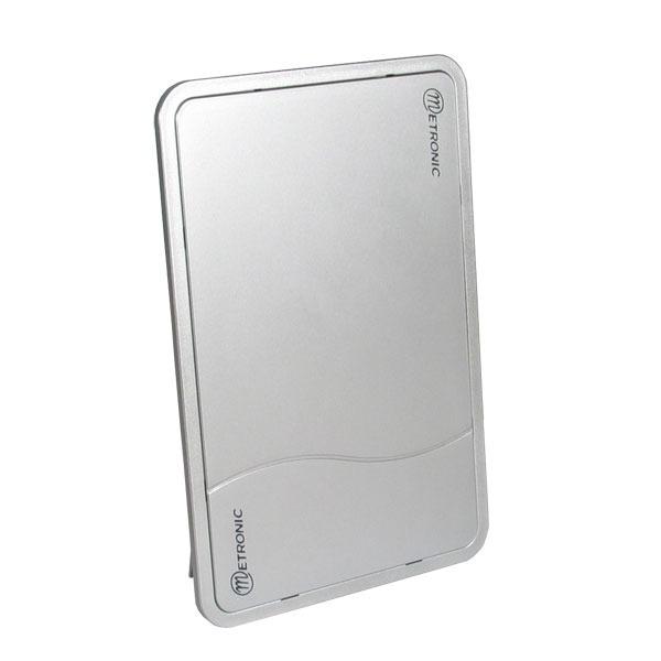 Antenne Metronic Antenne numérique intérieure SLIMTECH Metronic Antenne numérique intérieure SLIMTECH - Silver