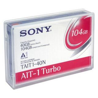 Cartouche Sony TAIT1-40N Sony TAIT1-40N - Cartouche AIT Turbo 40 Go