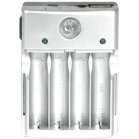 Chargeur de piles Chargeur de piles AAA sur port USB Chargeur de piles AAA sur port USB