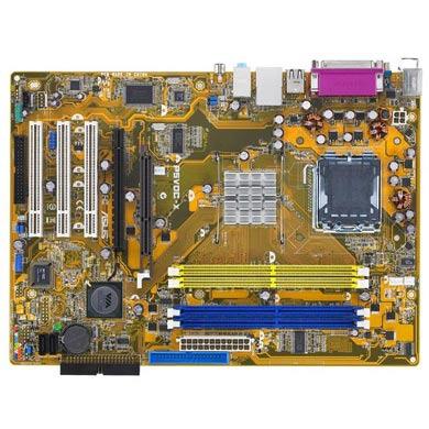 Carte mère ASUS P5VDC-X ASUS P5VDC-X (VIA PT880 Ultra) - ATX