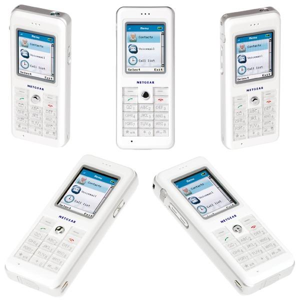 Téléphonie VoIP Netgear SPH101 Netgear SPH101 - Téléphone Wi-Fi VoIP