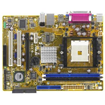 Asus k8v-vm motherboard