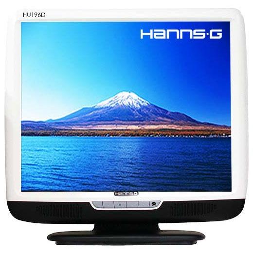 """Ecran PC Hanns HU196D Hanns G 19"""" LCD - HU196D - 8 ms"""