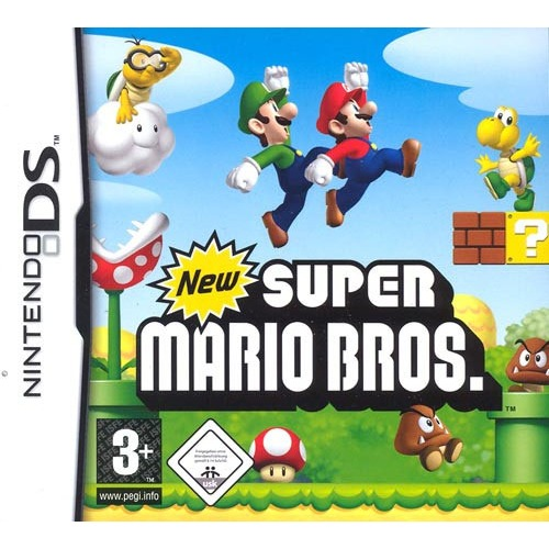 Jeux Nintendo DS New Super Mario Bros New Super Mario Bros (Nintendo DS)