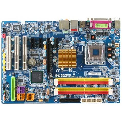 Carte mère Gigabyte GA-965P-DS3 Gigabyte GA-965P-DS3 (Intel P965 Express) - ATX