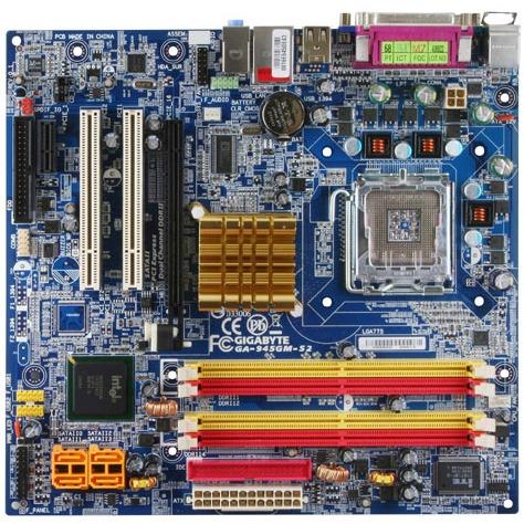 Intel 945g pci express