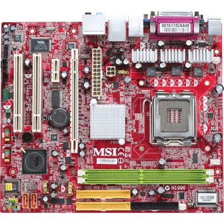 MSI P4M890M-L - Carte mère MSI sur LDLC.com