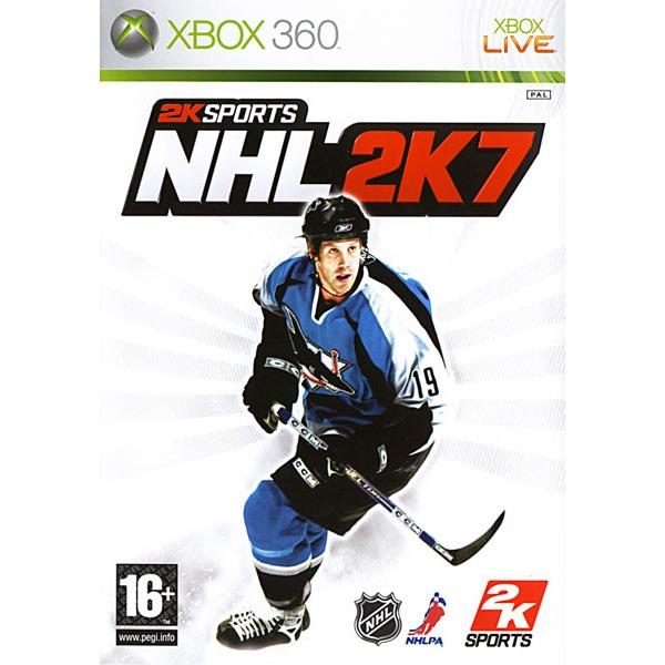 Jeux Xbox 360 NHL 2K7 NHL 2K7 (Xbox 360)