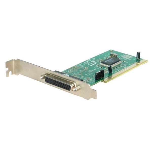 Carte contrôleur Carte contrôleur PCI avec 1 port Parallèle Carte contrôleur PCI avec 1 port Parallèle