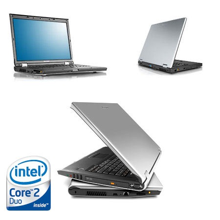 "PC portable Lenovo 3000 C200 TZ04LFR + 40Y7733 Lenovo 3000 C200 - Intel Core 2 Duo T5500 512 Mo (+512 Mo offert!-) 80 Go 15"" TFT DVD-RW Wi-Fi G WXPH"