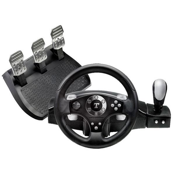 Volant PC Thrustmaster Rallye GT Pro Force Feedback - 3 pédales Thrustmaster Rallye GT Pro Force Feedback - 3 pédales (PC)