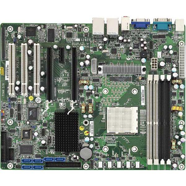 Carte mère Tyan Tomcat n3400B Tyan Tomcat n3400B - S2925G2NR (NVIDIA nForce Professional 3400) - ATX
