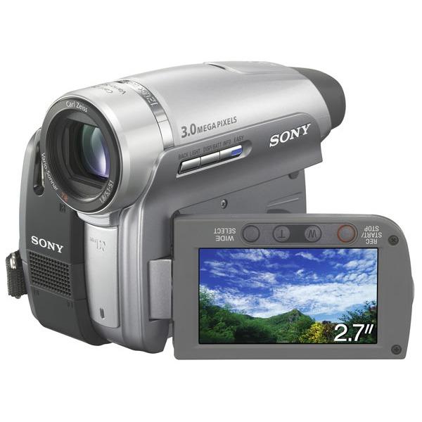 Caméscope numérique Sony DCR-HC96 Sony DCR-HC96 - Caméscope miniDV
