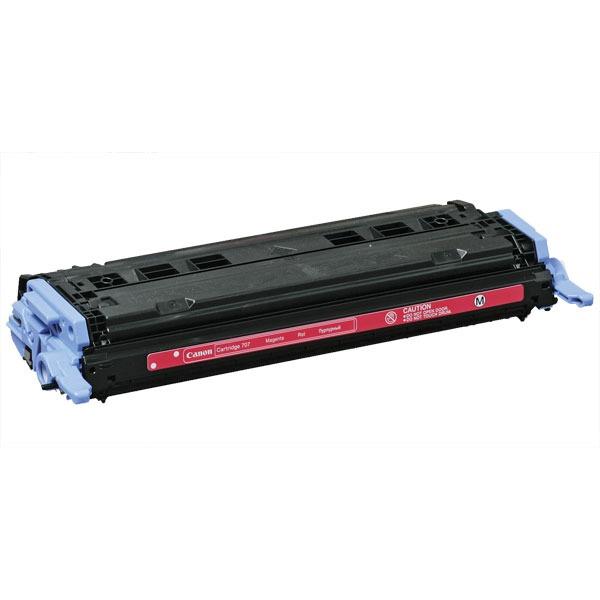 Toner imprimante Canon EP-707 Toner Magenta (pour LaserShot LBP-5000)