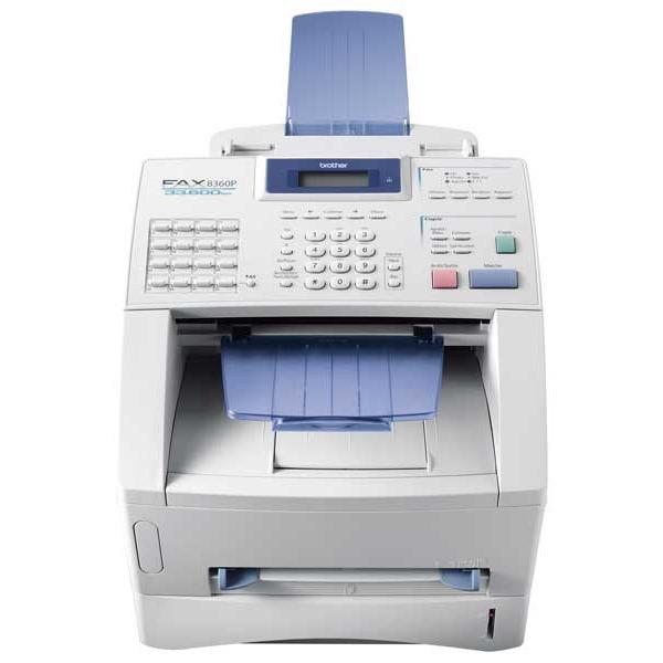 Téléphone FAX Brother FAX-8360P Brother FAX-8360P - Télécopieur laser