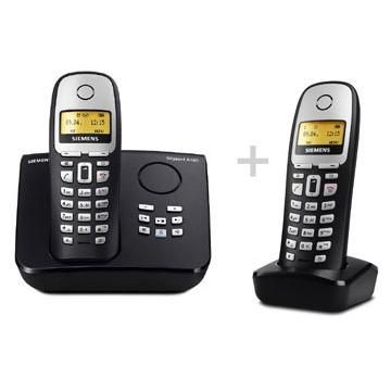 siemens gigaset a165 duo pack t l phone sans fil siemens sur. Black Bedroom Furniture Sets. Home Design Ideas