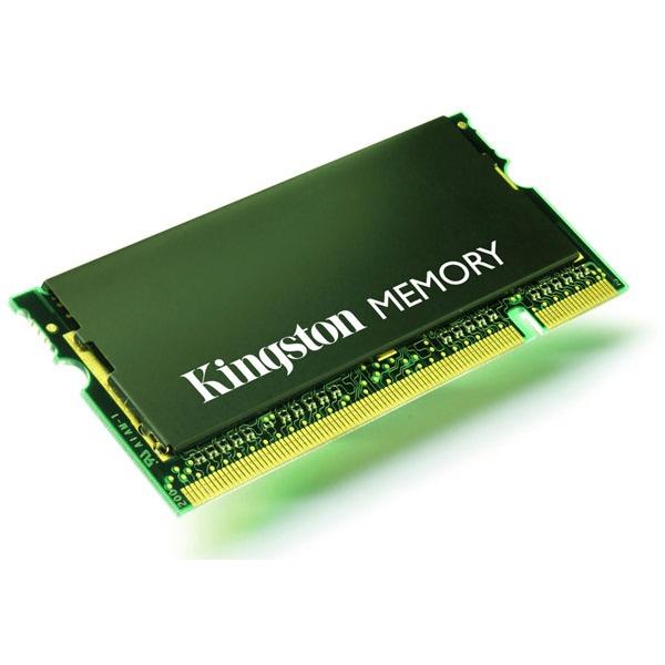 Mémoire PC portable Kingston SO-DIMM 2 Go DDR2 667 MHz Kingston SO-DIMM 2 Go DDR2-SDRAM PC2-5300 KTD-INSP6000B/2G (garantie 10 ans par Kingston)