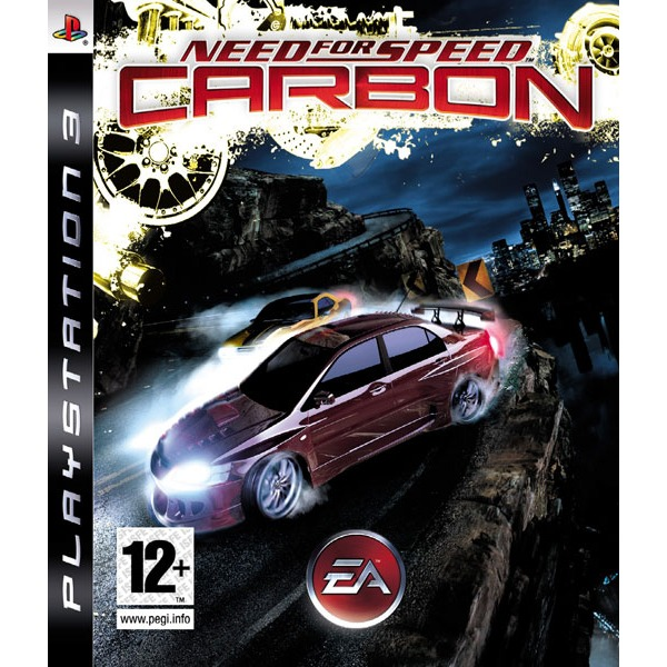 need for speed carbon ps3 electronic arts sur. Black Bedroom Furniture Sets. Home Design Ideas
