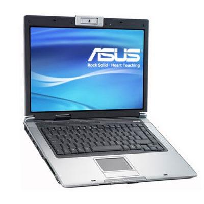 """PC portable ASUS F5R-AP025A ASUS F5R-AP025A - Intel Core Duo T2060 1 Go 120 Go 15.4"""" TFT Graveur DVD Super Multi DL Wi-Fi G Webcam WVFB"""