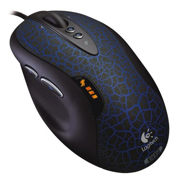 Souris PC Logitech G5 Laser Mouse Refresh Logitech G5 Laser Mouse Refresh