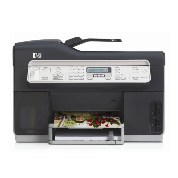 hp officejet pro l7580 imprimante multifonction hp sur. Black Bedroom Furniture Sets. Home Design Ideas