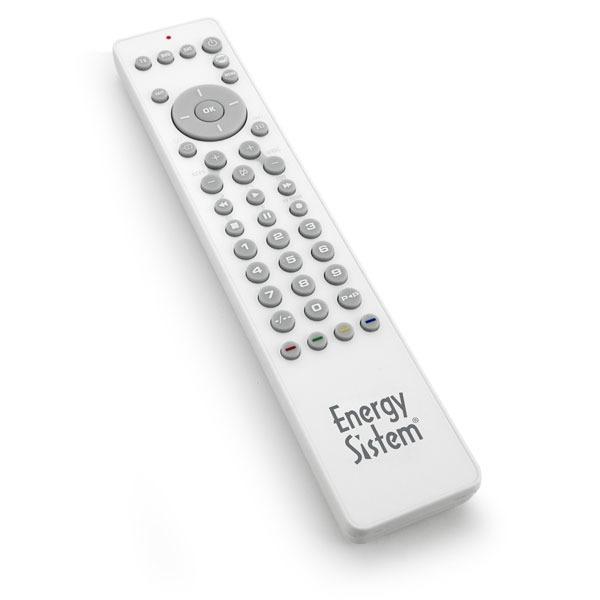 energy sistem unniversal 2100 369751 t l commande energy. Black Bedroom Furniture Sets. Home Design Ideas
