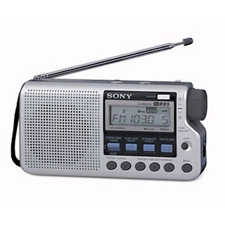 sony icf m33rds radio radio r veil sony sur. Black Bedroom Furniture Sets. Home Design Ideas