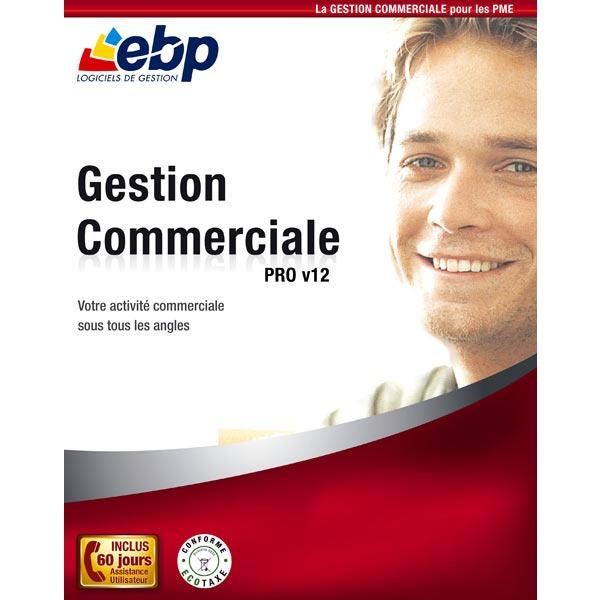 ebp gestion commerciale pro v12