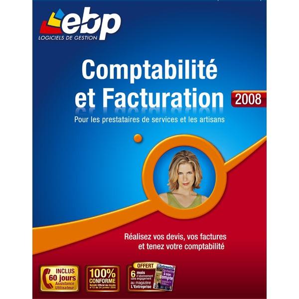 ebp devis et facturation 2008