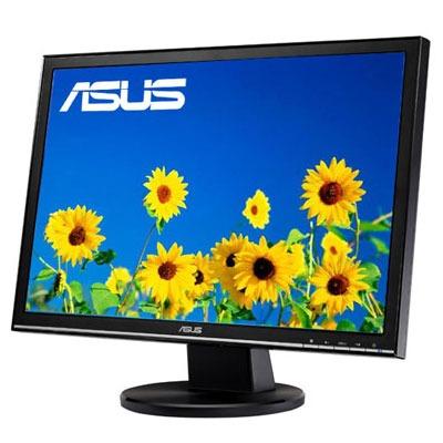 """Ecran PC ASUS VW222S ASUS 22"""" LCD - VW222S - 5 ms - Format large 16/10 - Noir"""