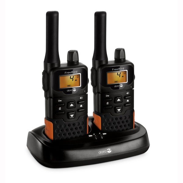 Doro matra wt95 talkie walkie doro sur - Talkie walkie professionnel longue portee ...