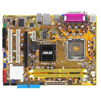 Carte mère ASUS P5GC-MX/1333 ASUS P5GC-MX/1333 (Intel 945GC) - micro ATX - (garantie 3 ans)