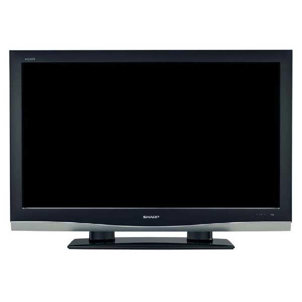 sharp lc 52xd1e tv sharp sur. Black Bedroom Furniture Sets. Home Design Ideas