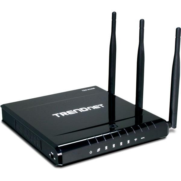 Modem & routeur TRENDnet TEW-633GR TRENDnet TEW-633GR - Routeur Gaming Gigabit sans fil N 300 Mbps