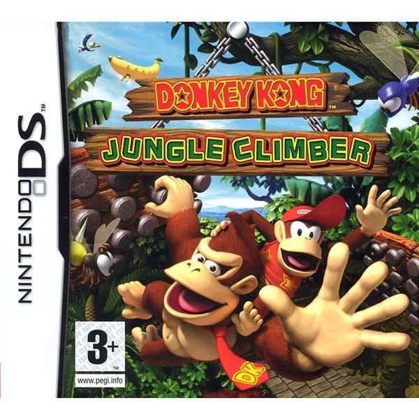 Jeux Nintendo DS Donkey Kong : Jungle Climber (Nintendo DS) Donkey Kong : Jungle Climber (Nintendo DS)